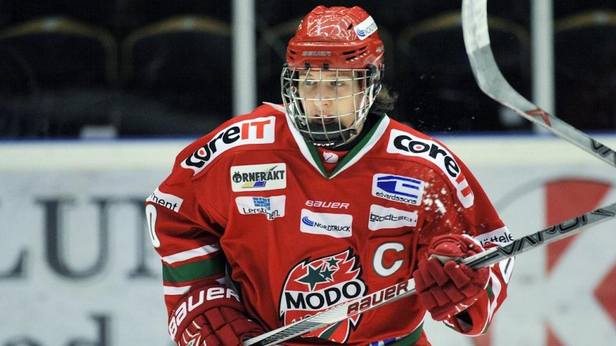 Infor J18 Allsvenskan Norra Modo Hockey