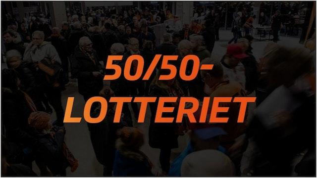 50/50-lotteriet