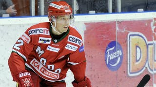 Victor Aronsson i MODO Hockey