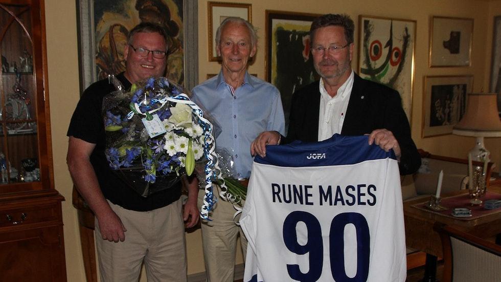 grattis i förskott Grattis (i förskott) Rune, 90 år!   Leksands IF grattis i förskott