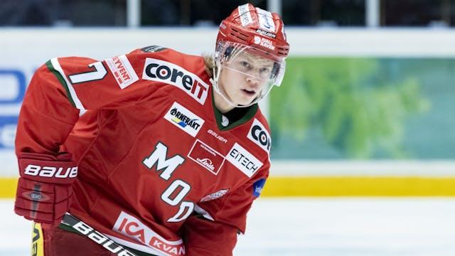 Tobias Åhström lånas ut