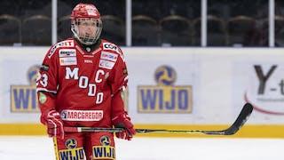 Olivia Carlsson i MODO Hockey