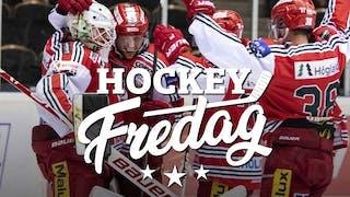Hockeyfredag 8 februari