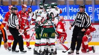 Frölunda kämpade ner Timrå - vann klart med 5-1