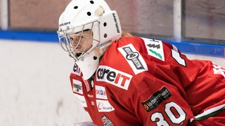 Klara Peslarová i MODO Hockey