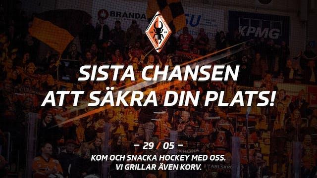 Säsongskortskväll vid NKT Arena Karlskrona