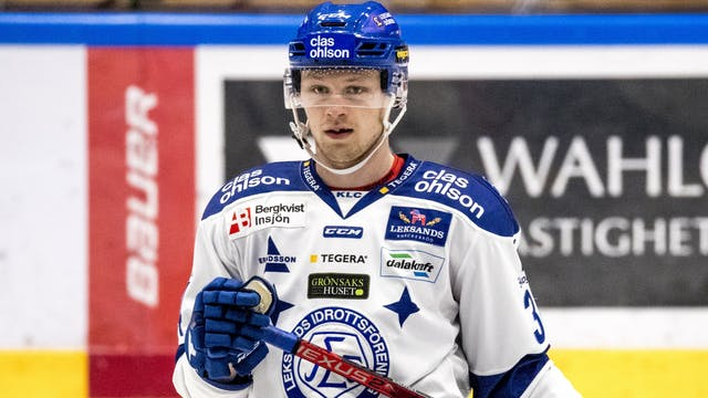 Lukas Enqvist ansluter till Karlskrona HK