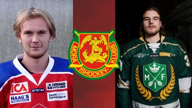 Två spelare till Mora IK på tryout