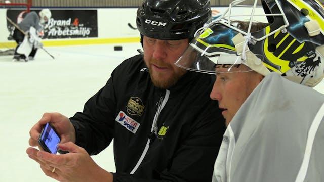 Hockeypodden med Patrik Sjöström