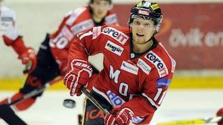 Kristian Jakobsson i hemmatröjan