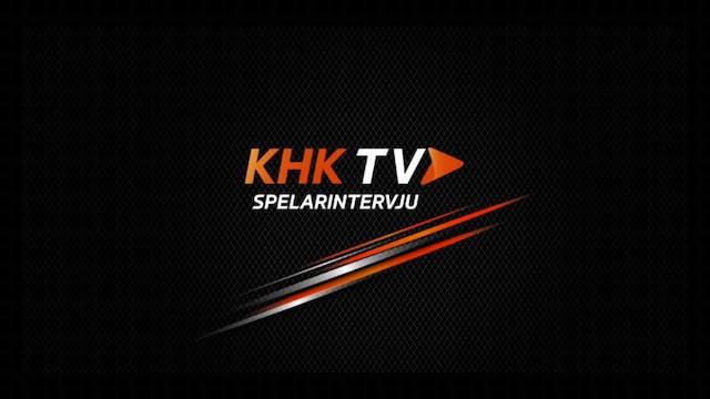 KHKTV: Intervju med André Nordstrand