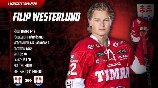 Filip Westerlund är klar för Timrå IK