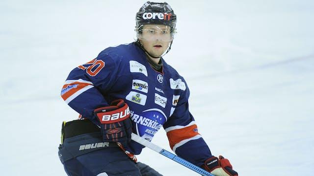 Nordenberg och Lovric på lån till MODO Hockey