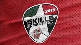 Skills Competition under ispremiären 2019