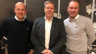 Jens Brandberg, VIK, Anders Nordström, Swedbank Uppland, Hannes Öhman, Storvreta IBK.