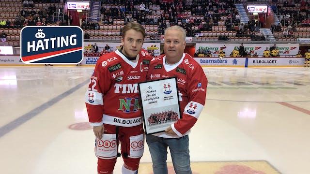 Stort tack Hatting, matchvärd mot Västerås IK