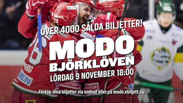 Över 4000 sålda till hemmamatchen mot Björklöven