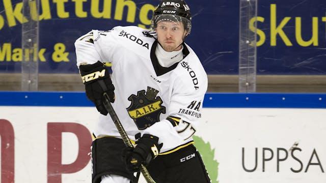 Spelarnytt: Amerikanske centern Cody Bradley klar för Västerviks IK