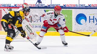 Tobias Enström på bortaplan mot Västerås