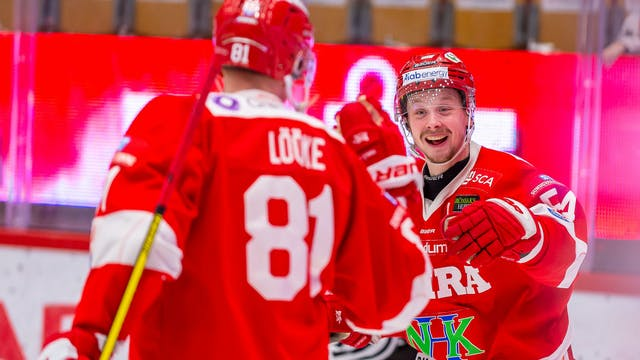 Målkalas när Timrå slog Västervik