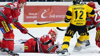 Bartosak räddar mot Västerås