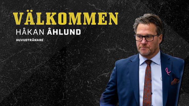 Håkan Åhlund ny huvudtränare för AIK