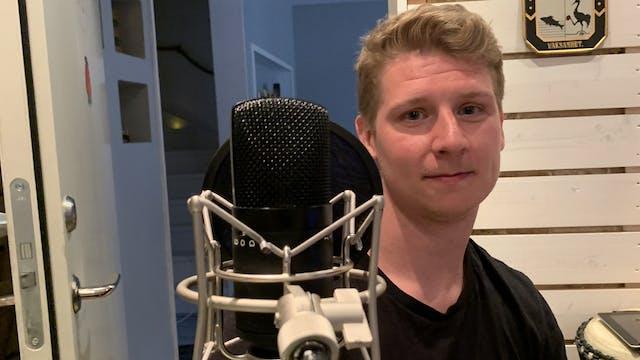 Kassman & Heikkas Lövenpodcast: Kalle Johansson