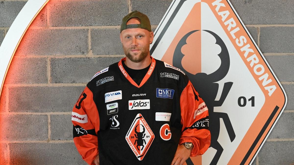 Inför seriepremiären med Niklas Johansson