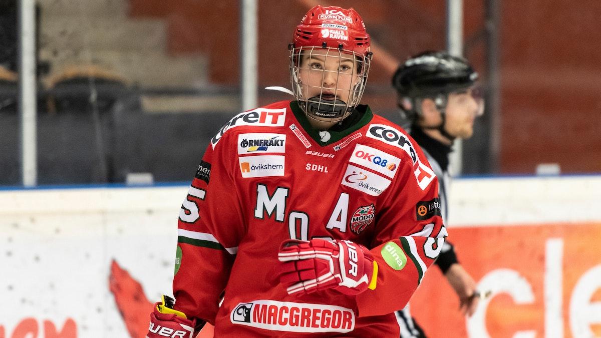 Backsidan förstärks – nytt kontrakt för Paula Bergström