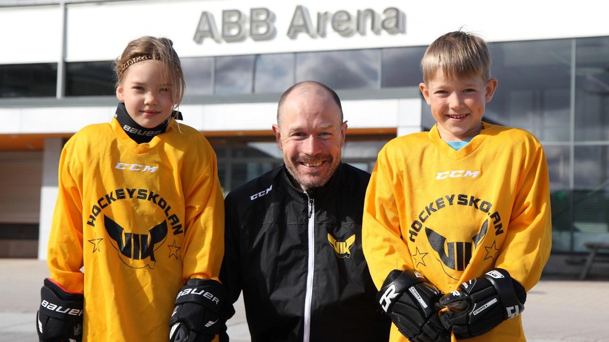 Västerås IK är Sveriges största ishockeyförening!