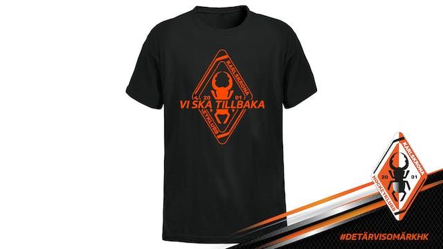 Karlskrona HK: Beställ en speciellt framtagen T-shirt och stötta klubben