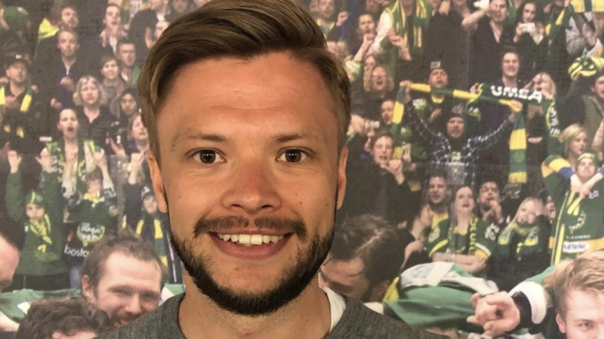Sven Lundgren - ny ansvarig för affärsnätverket 40-klubben