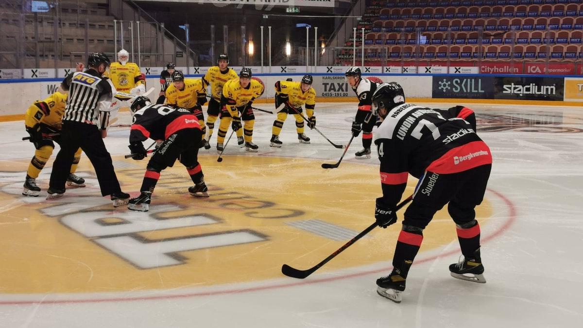 Tredje raka segern när Vimmerby HC besegrades på hemmaplan