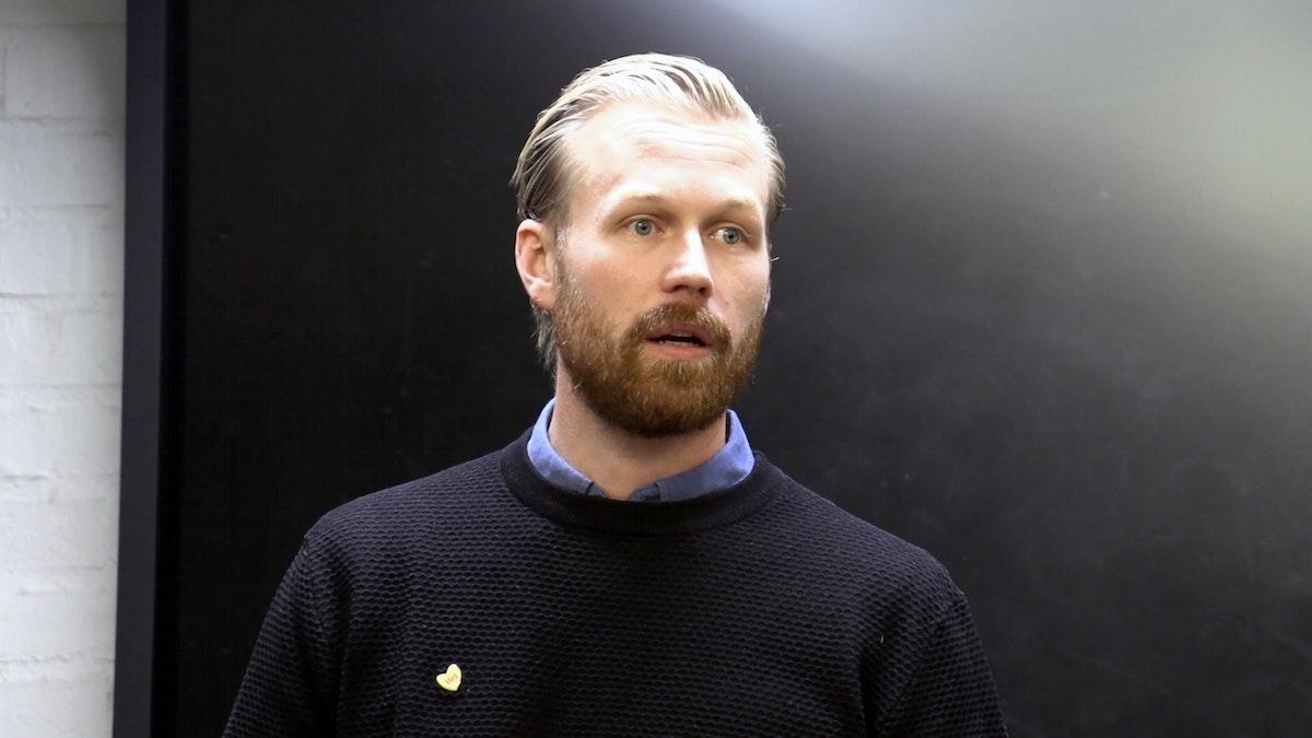 Intervju med Calle Gustafsson från Friends