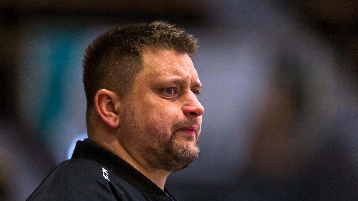 Mattias Karlin ny huvudtränare i MODO Hockey