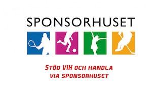 Stöd VIK - Handla via Sponsorhuset