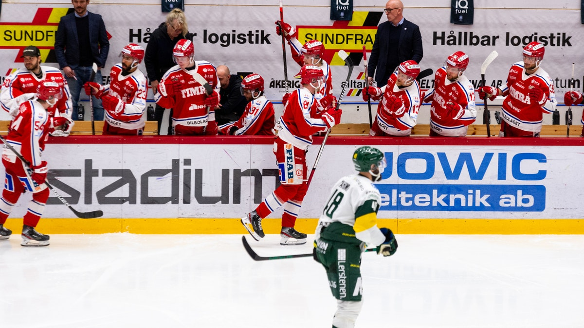 Ulf Dahlén ansluter till Timrå IK