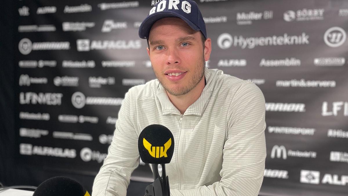 Hockeypodden med Johan Gustafsson