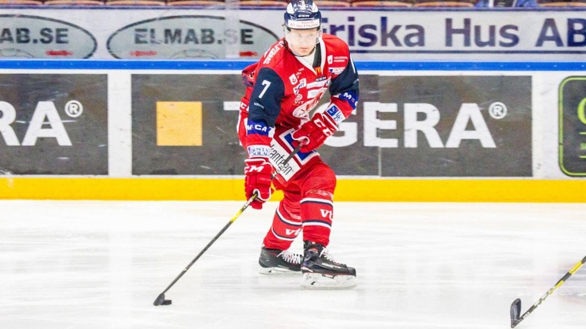 Niklas Folin ansluter till MoDo Hockey